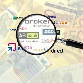 Die Wahl des richtigen Online Brokers ist  vom eigenen Anlageverhalten abhängig