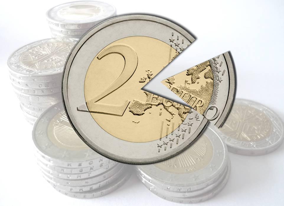 Keine Rendite durch mickrige Zinsen
