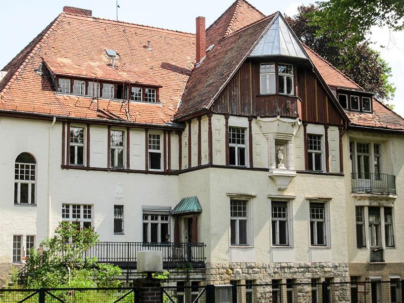 Alte Villa in Berlin