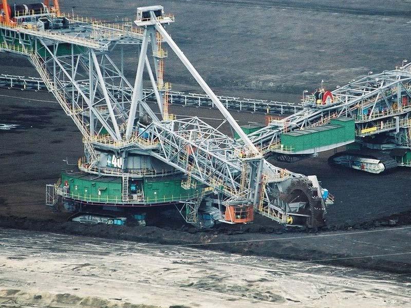 Der Preisverfall macht auch vor der Kohle nicht halt. Der Preis ging um knapp ein Drittel zurück.