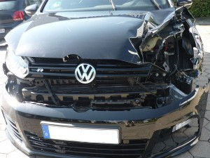 VW Aktie crasht