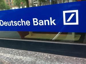 Deutsche Bank Aktie