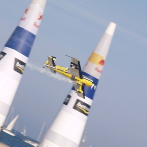Sponsoring beim Air Race