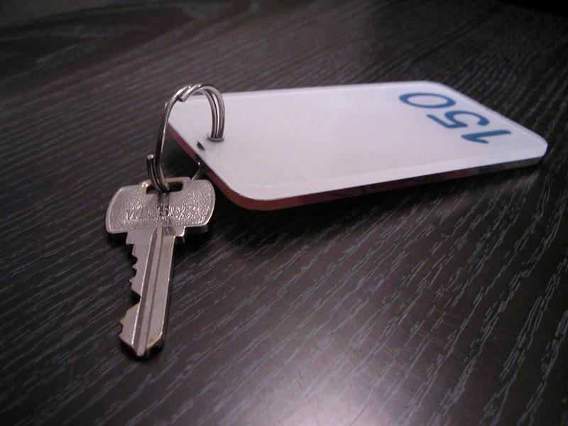 Hotel Schlüssel