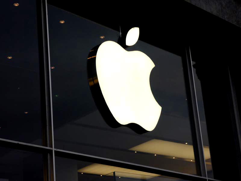 Aktiensplit bei Apple