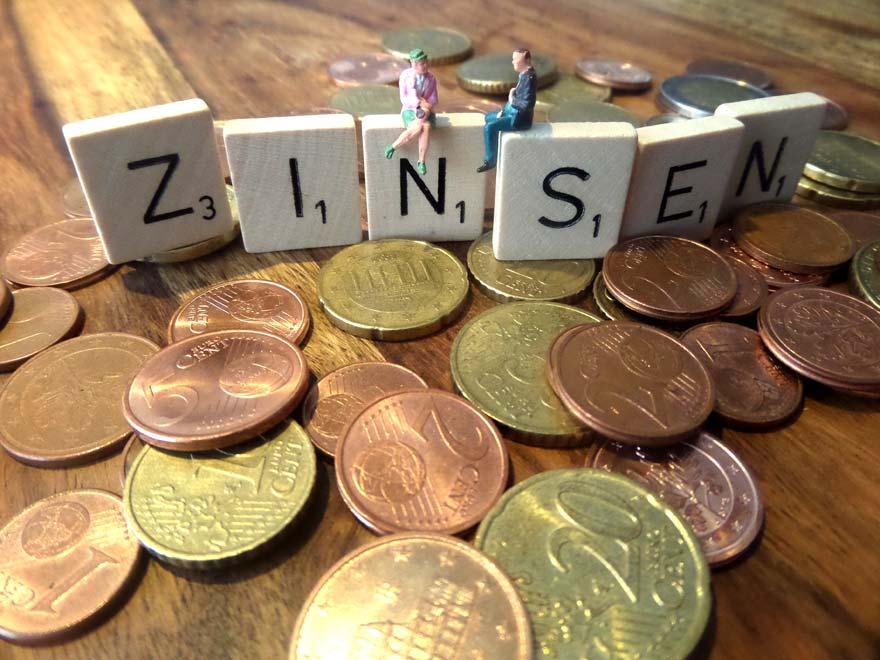 Zinsen bringen keine Rendite mehr